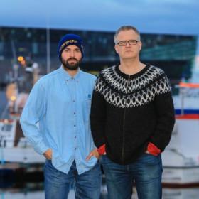 Jón Ólafsson & Futuregrapher