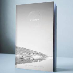 Hnetur - ljóðabók eftir Axel Braga Andrésson