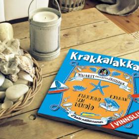 Krakkalakkar – Tímarit fyrir litla snillinga