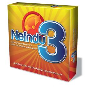 Nefndu3 - Borðspil