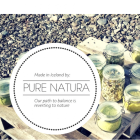 Pure Natura- Icelandic wholefood supplements made from real food