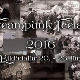 Steampunk Iceland Ævintýrahátíð 2016