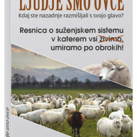 People are sheep by Tomaž Caserman