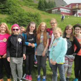 Ölver YMCA and YWCA summer camp in Iceland