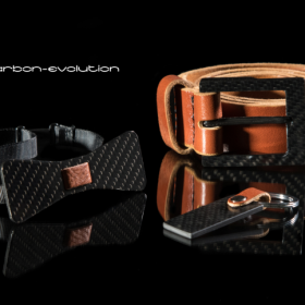 Carbon-Evolution Bow Tie