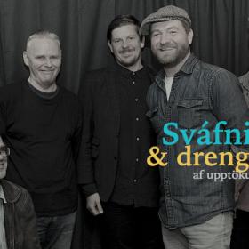 SVÁFNIR SIG - SÓLÓPLATA / DEBUT ALBUM