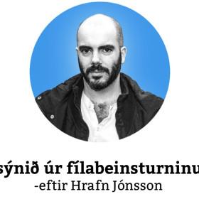 Krummi - Útsýnið úr fílabeinsturninum