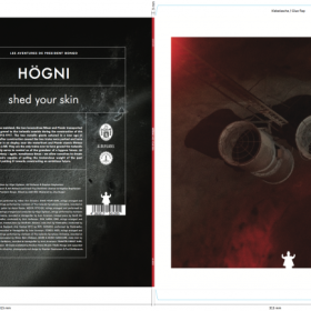 HÖGNI / SHED YOUR SKIN