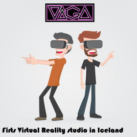 First Virtual Reality studio in Iceland