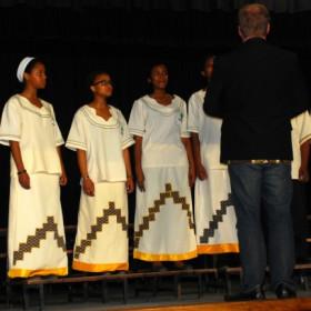 Lebone Chamber Choir Iceland tour