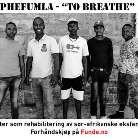 "PHEFUMLA  -  ""To Breathe"""