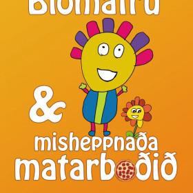 Fröken Blómafrú og misheppnaða matarboðið