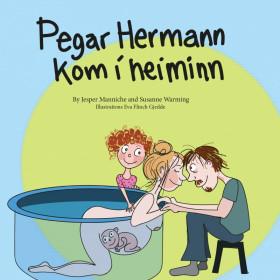 Þegar Hermann kom í heiminn