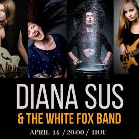 Diana Sus & The White Fox Band