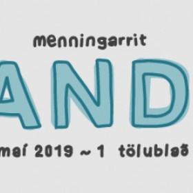 Skandali - nýtt (and)menningarrit