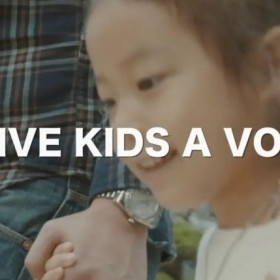 GIVE KIDS A VOICE