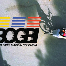 Bicycle magic from Colombia