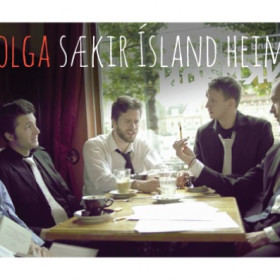 Sönghópurinn Olga sækir Ísland heim