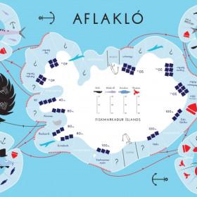 Borðspilið Aflakló