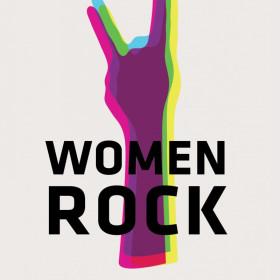 WOMEN ROCK - KONUR ROKKA
