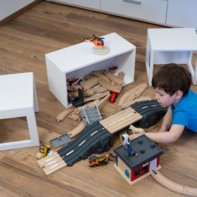 IGRAČKO - najbolj inovativen zabojnik za igrače