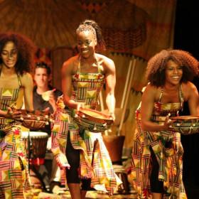 Svet brez meja: Dan Afrike v Mariboru