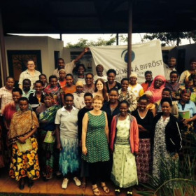 Supporting Female Entrepreneurs in Tanzania