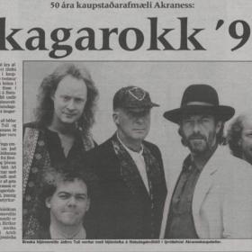 Skagarokk '92