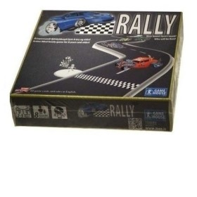 Rally Board Game