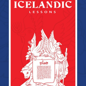 You want to learn Icelandic?